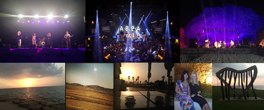 PLATINUM The Live ABBA Tribute Show in Israel 2013