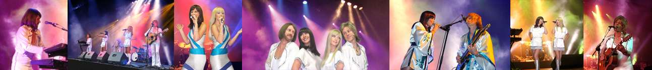 PLATINUM The Live ABBA Tribute Show